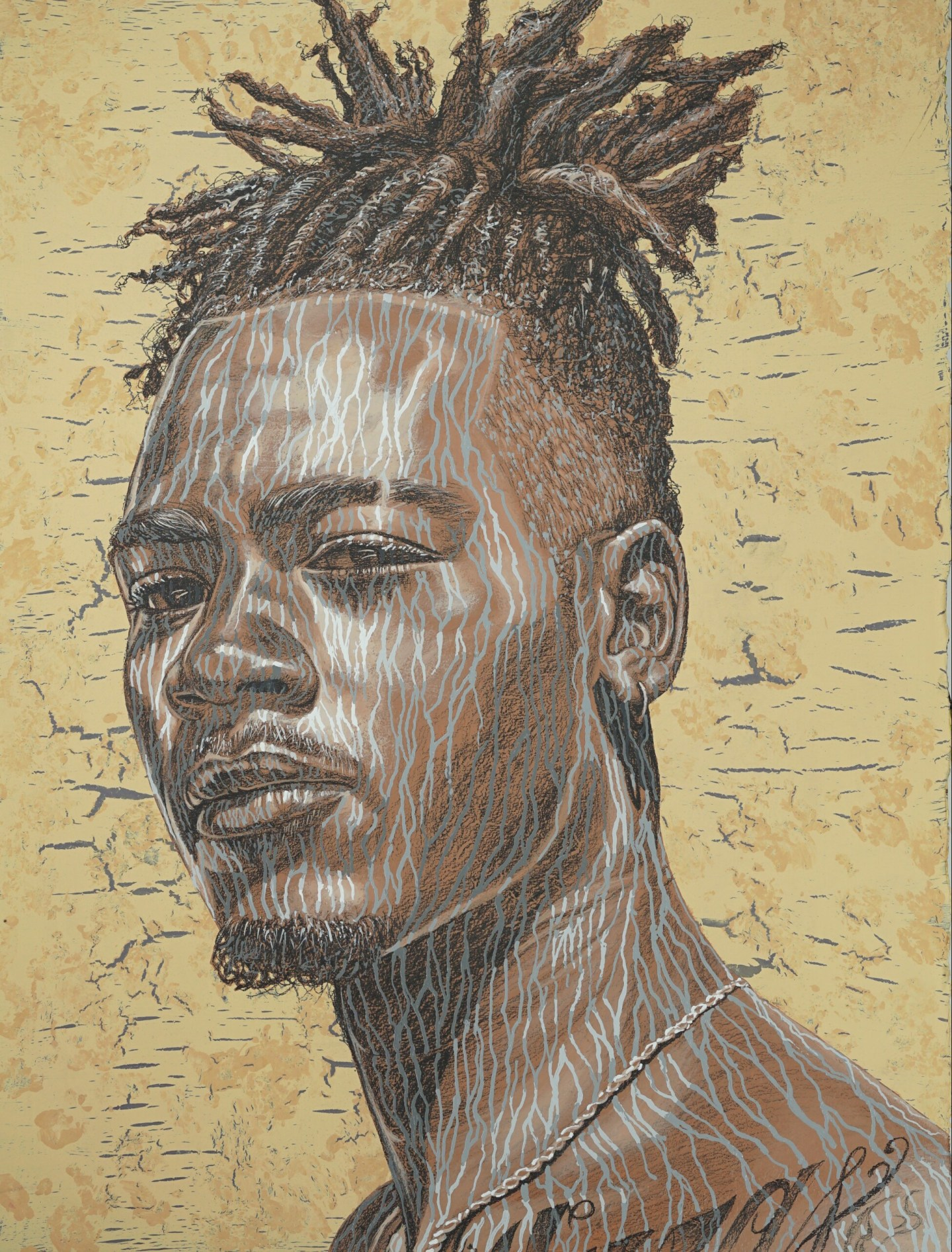 10 Emerging Black Male Artists to Collect