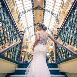 royal arcade shopping mall pre wedding photo by Black Avenue Productions