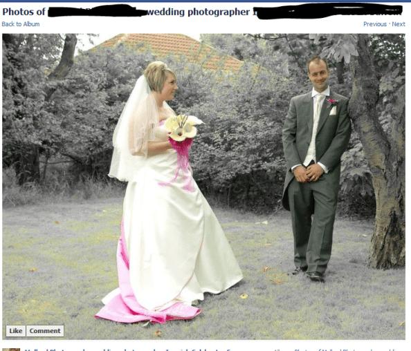 cheap wedding photographer Melbourne portfolio image