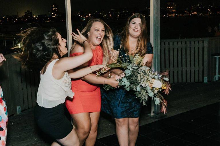 Melbourne St Kilda Little Blue wedding Black Avenue Productions 21