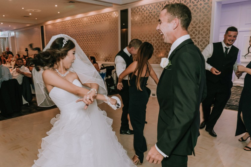 Brighton Savoy wedding first dance Black Avenue Productions 5