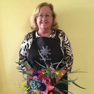 Lyn Scott from The Flower Snob Melbourne florist profile picture