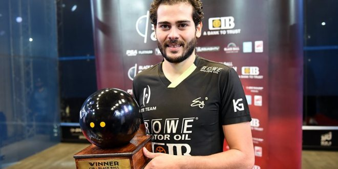 FINAL: Gawad beats Farag to the title