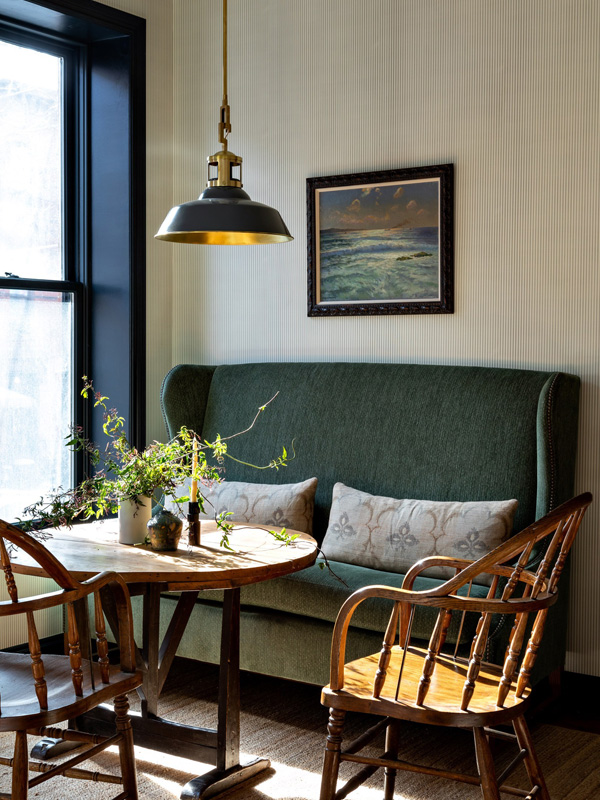 BROOKLYN HOME BY BENJAMIN VANDIVER // PHOTO: FRAN PARENTE