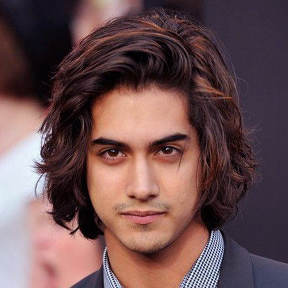 100+ Men\u0027s Hairstyles For Round Faces With Long, Short
