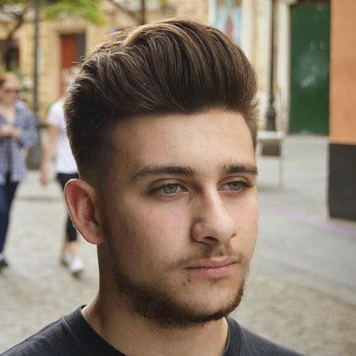 Top Men's Hairstyles