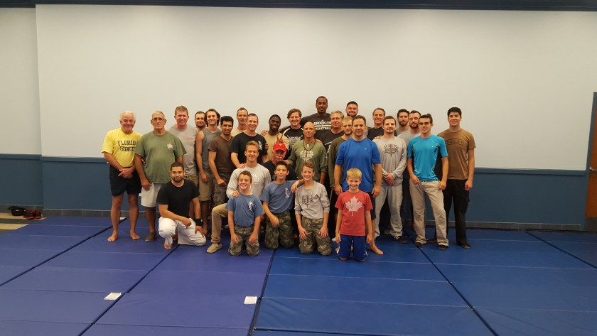 Dave Merrell and Tommy Floyd Systema Seminar September 3, 2016