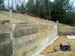 Side wall illformed