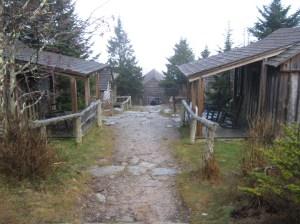 LeConte cabins