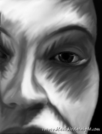 Depression #1 © 2011 Jane Waterman