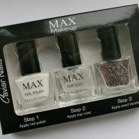 MAX Caviar set review