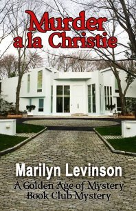 Murder a la Christie by Marilyn Levinson