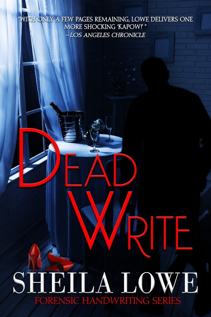 Book cover of Dead Write by Sheila Lowe