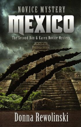Cover of Novice Mystery Mexico