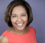 Melissa Mickens as CHANTAL and STAGE DIRECTIONS