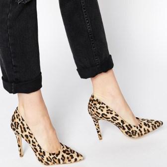 Chaussures léopard shoes, 26.99€