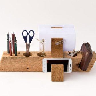 Rangement bureau - desk organizer, 165€