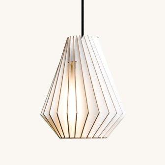 Lampe bois -wood lamp, 115€