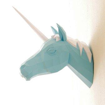 Licorne mur - wall unicorn, 51€