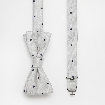 Noeud papillons pois - dots bow tie , 13.49€
