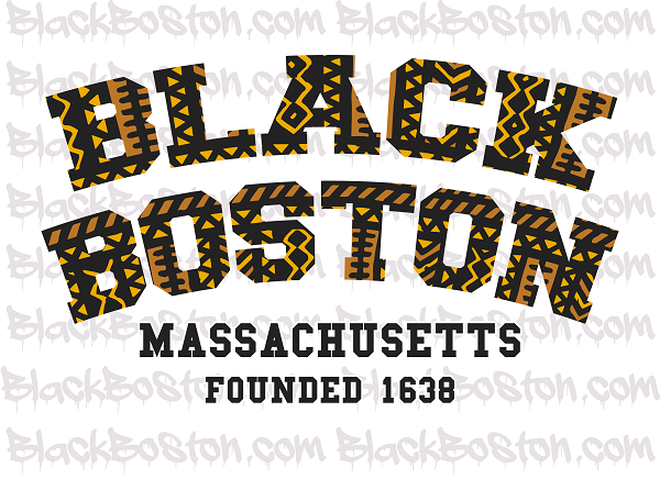 Classic Black Boston souvenir makers
