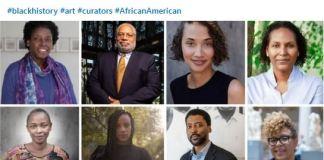 black curator
