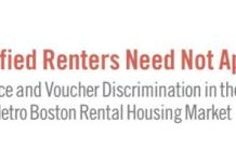 Black renters in Boston