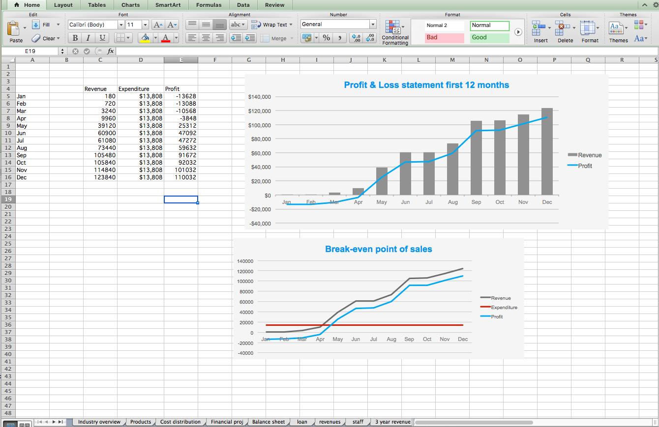 Mobile App Company Business Plan