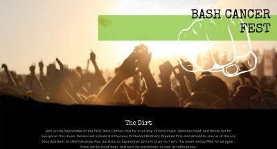 Bash Cancer Fest