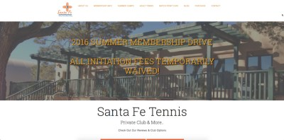 Santa Fe Tennis and Swim