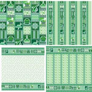 Some unique patterns of the OneNigeriaAnkara fabric
