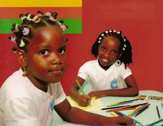 black Brazilian women