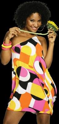 black brazil woman