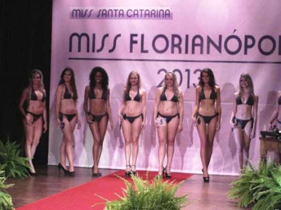 Miss Florianópolis 2013 contest
