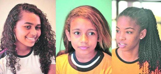 Children and teens discuss prejudice in Brazilian society