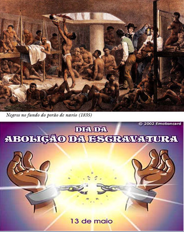 May 13, 1888 - Abolition of Slavery in Brazil