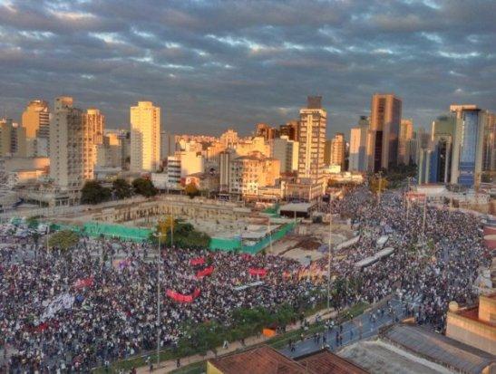Largo da Batata in São Paulo