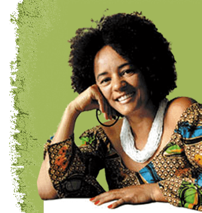 """Nádia Maria Rodrigues: """"Everything changed in my life after I became black"""""""