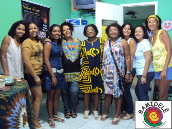 Women of the organization Bamidelê