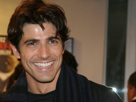 Brazilian actor Reynaldo Gianechinni