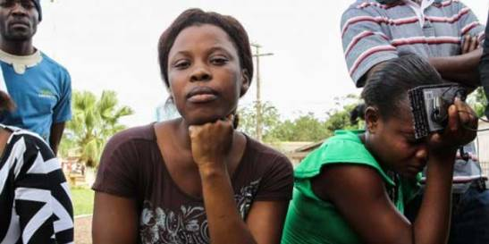 Haitian women in Brazil
