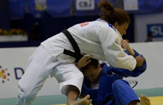 Silva in her final victory over American Marty Malloy