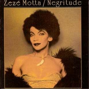 """Cover of Motta's 1978 album """"Negritude"""""""