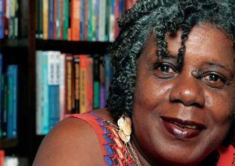Writer Conceição Evaristo