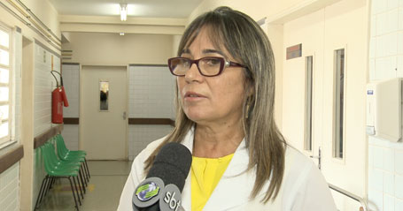 Hospital director Juracilia Jericó revealed an investigation into the security guard's actions
