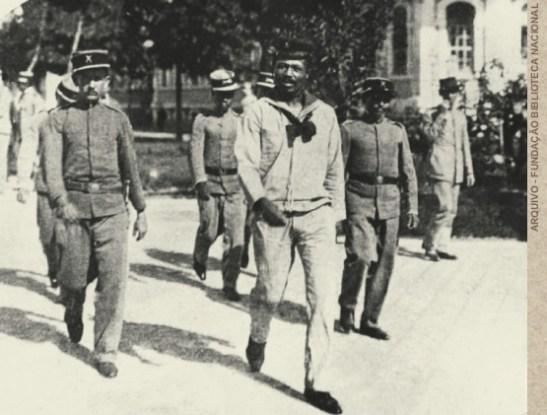 "João Cândido Felisberto, leader of the ""Revolta da chibata"" rebellion in 1910"
