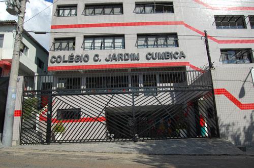 The Colégio Cidade Jardim Cumbica school in Guarulhos