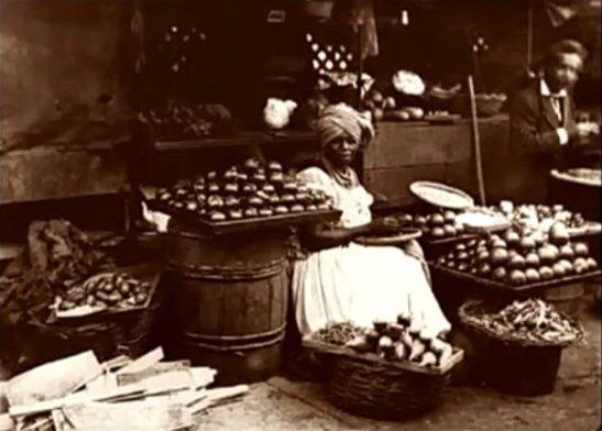 Vendor, Rio de Janeiro, 1875