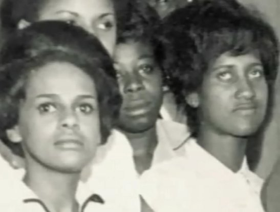 Women of the Aristocrata Clube