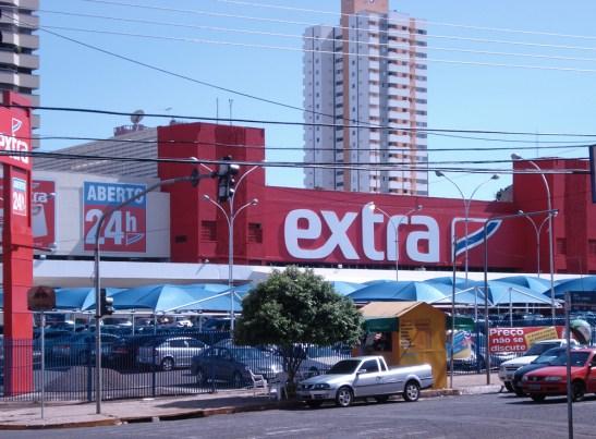 The Hipermercado Extra in Campo Grande (MS)